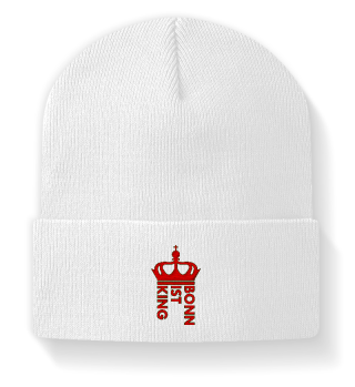 mütze bonn ist king