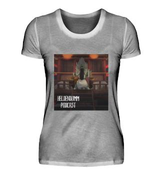 T-Shirt Damen - Felsen