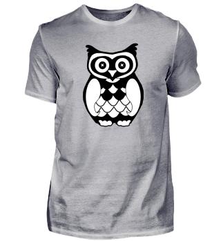 Owl bird eagle owl