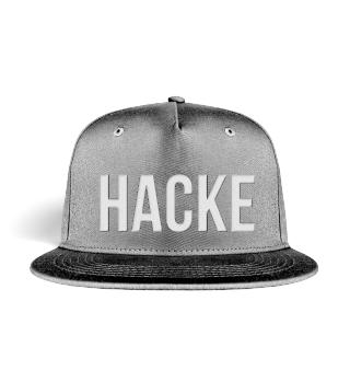 Hacke Dicht Party Saufen Snapback