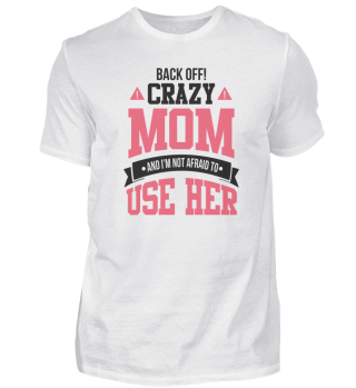 Mama Mother Funny Crazy Gift