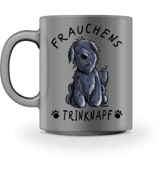 Frauchens Trinknapf Neufundländer Tasse