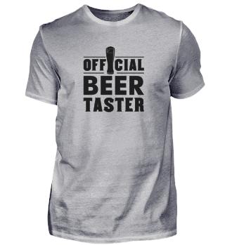 Offical Beer Taster