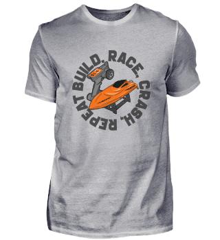 Race, Build, Crash, Repeat I RC Boats
