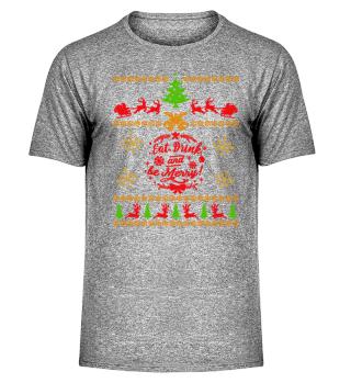 UGLY CHRISTMAS DESIGN - STRICKMUSTER #7.12