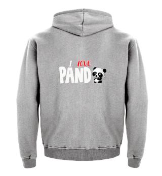 O Love The Way You Cuddle Like Panda