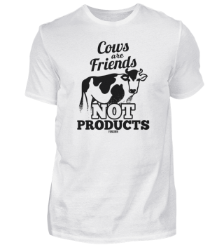 Cow vegan vegetarian ethics gift