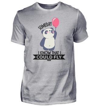 Panda Pandaliebhaber Pandabär Luftballon