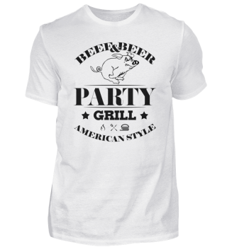 ☛ Partygrill · American Style #5S