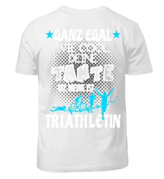 Triathlon Kinder - Tante Triathletin