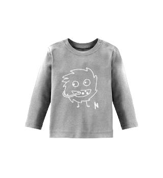 Dude - Baby t-shirt dark