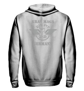 Krav Maga federation Germany Zipper B