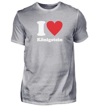 I love Königstein