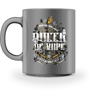 Queen Of Vape 3.0 - Tasse