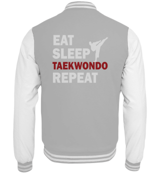 Eat Sleep Taekwondo Repeat