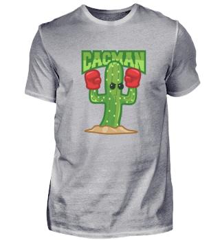 Kaktus Mann Lustiges Geschenk