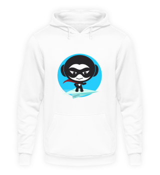 Be Hero with Heroletta UNISEX Hoodie