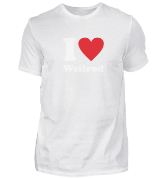 I love Weilrod