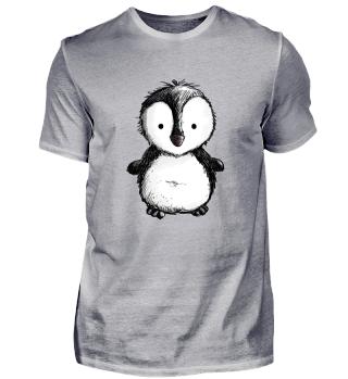 Kleines Pinguin Baby I Pinguine