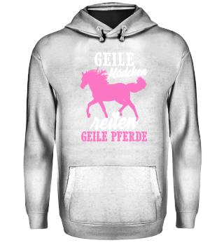 Pferde Reiterin · Geile Mädchen