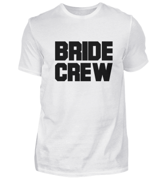 Bride crew hen party