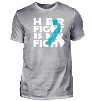 Fck Cancer Shirt cervical cancer 6