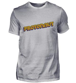 Protonaut Logo Tilted