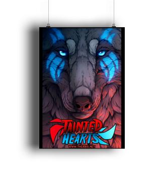 Tainted Hearts - Lukela - Poster