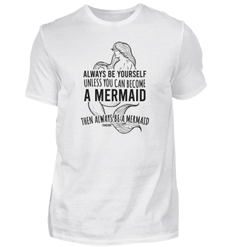 Be a Mermaid Fishing girl