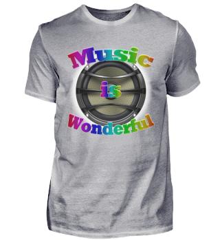 Oldiefans - Music is Wonderful