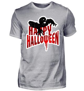 Happy Halloween Zombie