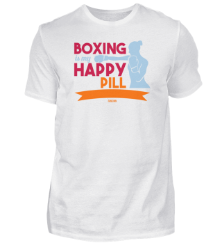 Boxing Is My Happy Pill