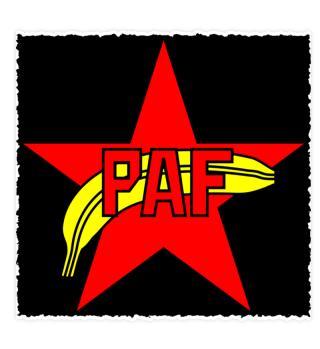 Sticker PAF