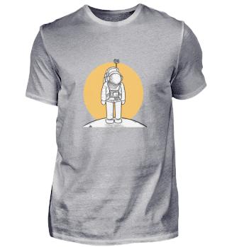Space Moon Astronaut Space flight cosmon
