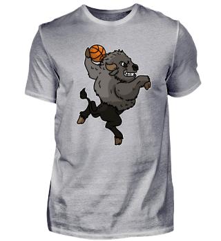 Basketball Geschenk Sport Korb Ball