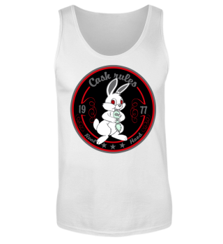Herren Tank Top Cash Rules Ramirez Hip Hop