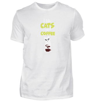Cats And Coffee Design