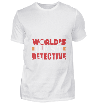 Detective - World's Best Detective - Gif