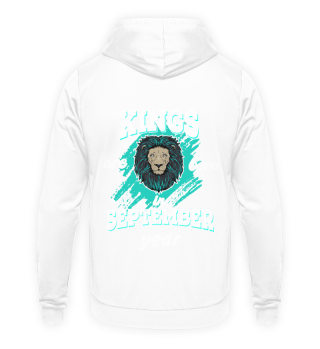 Kings are born in september year edition