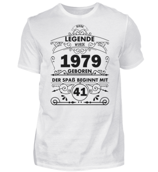 1979 geborgen - 41 Jahre alt