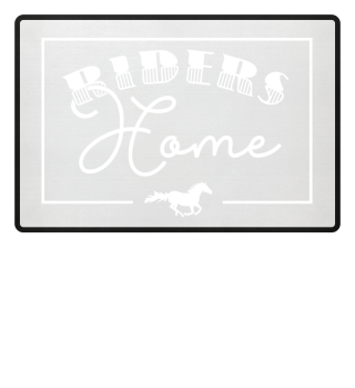 Riders Home - weißer Text