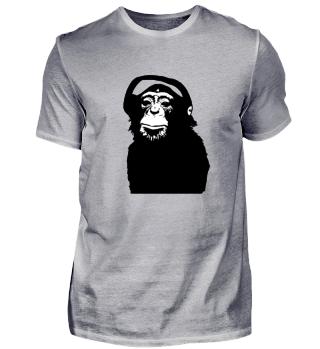 Monkey Loves Music