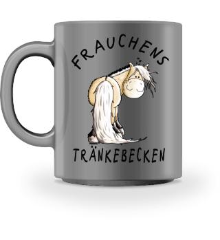 Frauchens Trinknapf Norweger I Tasse