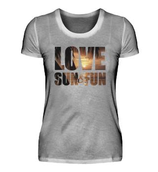 ☛ Love - Sun - Fun #16.2