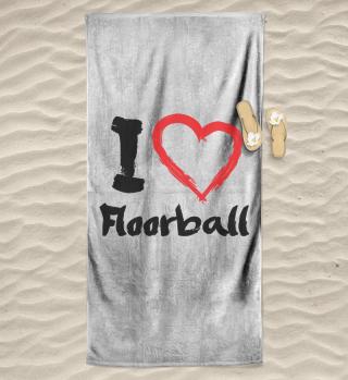 Floorball Towel