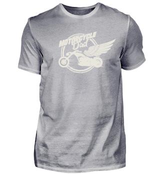 Motorradfahrer Motorcycle Dad Shirt