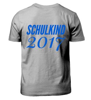 Schulkind 2017 - Junge
