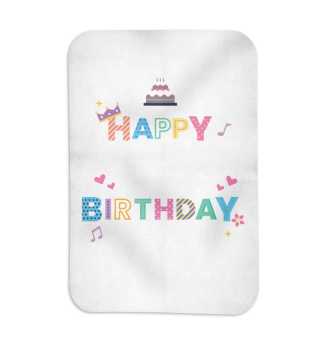 Happy Birthday 8th birthday