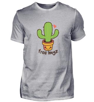 Kaktus, Umarmung
