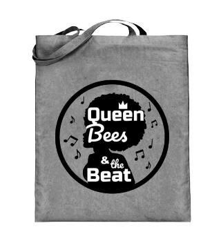 Queen Bees Jutebeutel